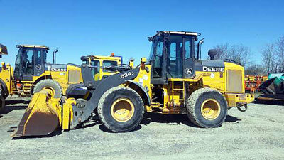 2007 John Deere Construction 624J