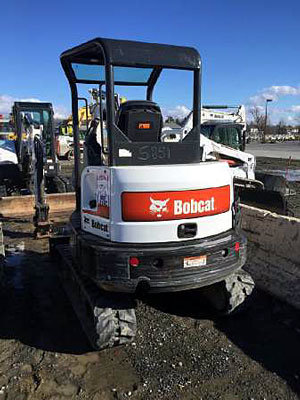 2013 Bobcat E32 (Long Arm