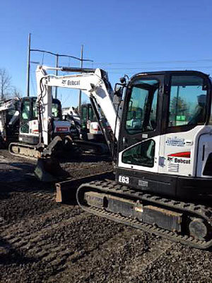 2013 Bobcat E63 in Selkirk,