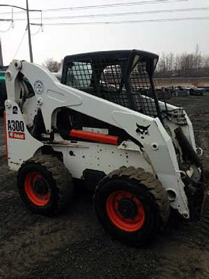 2006 Bobcat A300 in Selkirk,