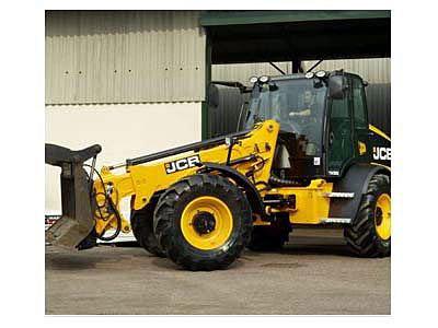 2015 JCB TM320 Agri in