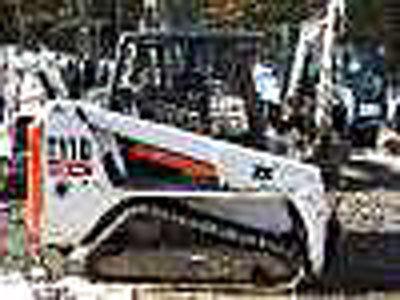 2009 Bobcat T110 in Selkirk,
