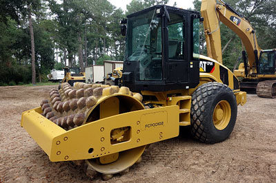 2008 CATERPILLAR CP56 in Houston,
