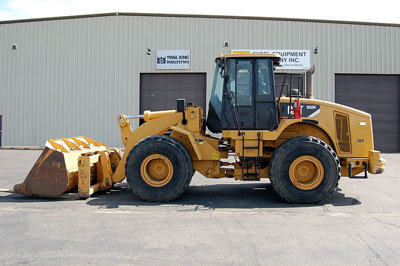 2007 CATERPILLAR 950H in Boise,