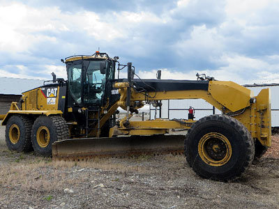 2013 CATERPILLAR 16M VHP in