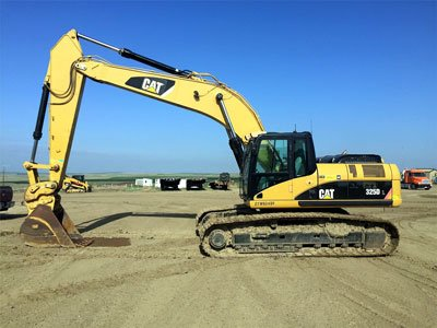 2008 CATERPILLAR 325DL in Williston,