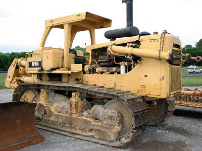1978 CATERPILLAR D9H in California,