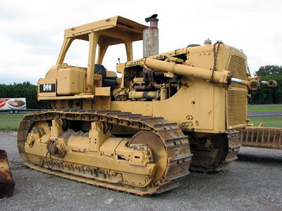 1980 CATERPILLAR D9H in California,