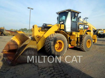 2012 CATERPILLAR 950K in Batavia,