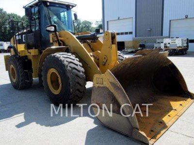 2013 CATERPILLAR 950K in Milford,