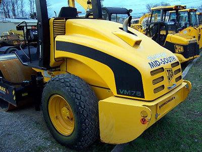2006 JCB VM75 in Chattanooga,
