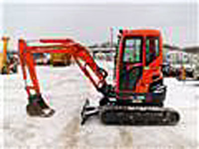 2006 Kubota U35 in Council
