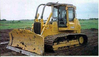 2004 JOHN DEERE 750C LGP