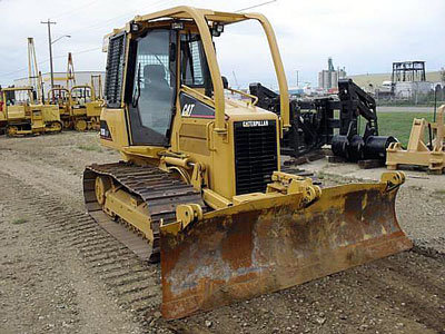2005 CATERPILLAR D3G LGP in