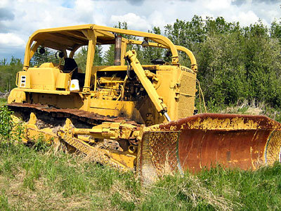 1971 CATERPILLAR D8H in Alberta,