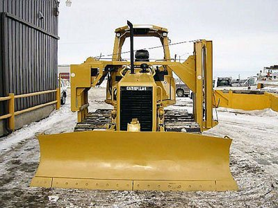 2003 CATERPILLAR D3G LGP in