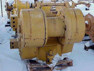 CATERPILLAR D8L in Alberta, Canada