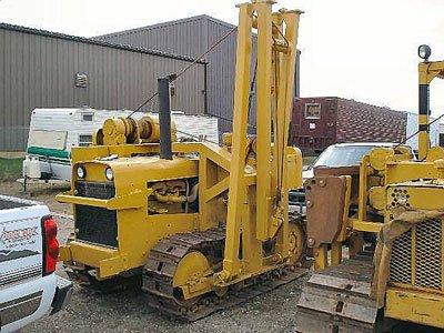 CASE 750 in Alberta, Canada