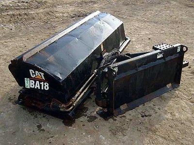 CATERPILLAR BA18 in Alberta, Canada