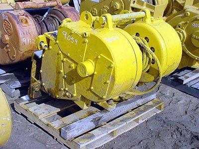 HYSTER D65E8 in Alberta, Canada