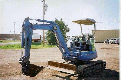 2000 AIRMAN AX30U in Alberta,