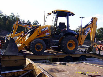 2011 JCB 3CX 14 in