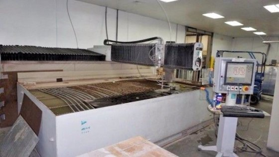 2007 Flow CNC Water Jet Cutting System 6ft x 12ft in Olathe, KS, USA