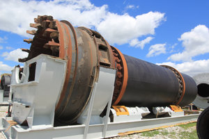 General 36' Rotary Dryer w/