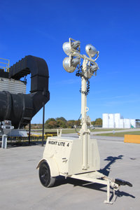 Allmand Brothers Portable Light Tower