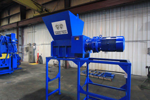 Shred-Tech ST-20 Shredder in Moberly,