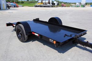 Butler Tilt Bed Single Axle