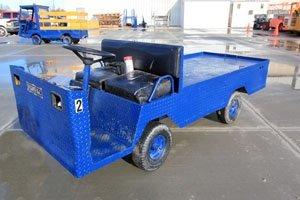 Mortec 36V Warehouse Utility Vehicle