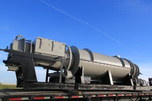 Bethlehem Indirect Fired (Inconel) Rotary