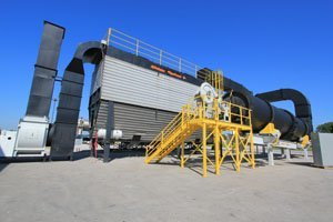 Vulcan® Fly Ash Drying System