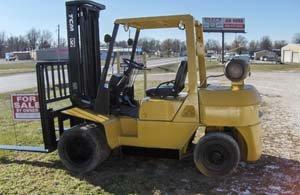 TCM 8000 lb Forklift Truck
