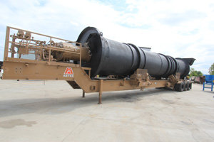 Astec Portable 42' Rotary Dryers
