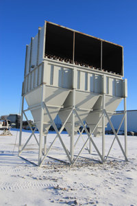 Clarage MTSA-160-9CYT-A-N/R-STD Cyclone in Moberly,
