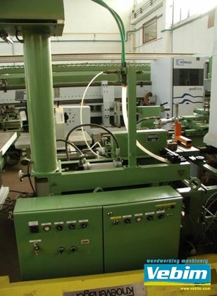 KNOEVENAGEL Cutting-, drilling and dowelinserting
