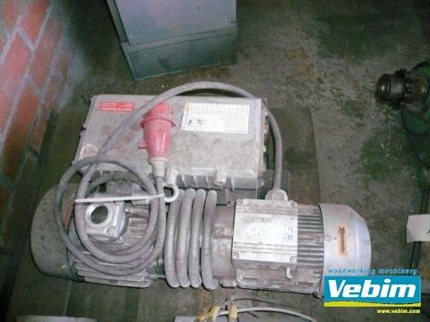 VACUUM BOHEMIA Vacuumpump in Kortrijk,