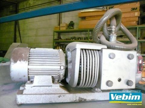 Vacuumpump in Kortrijk, Belgium