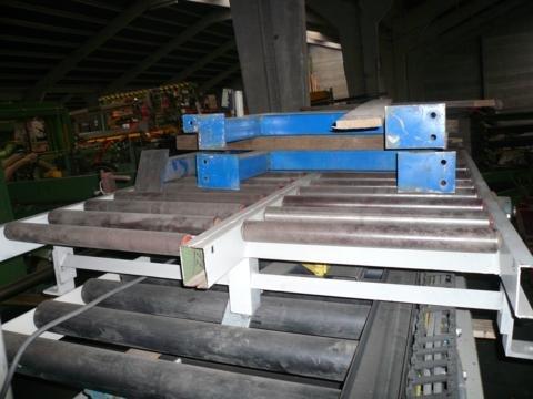 Roller conveyor in Kortrijk, Belgium
