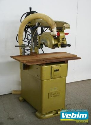 WADKIN Joiners circular saw in
