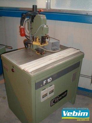 1988 flush trimming machine in