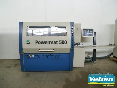 2005 WEINIG POWERMAT 500 in