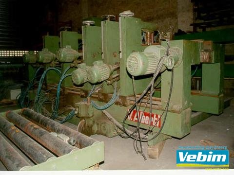 1975 universal drilling machine with