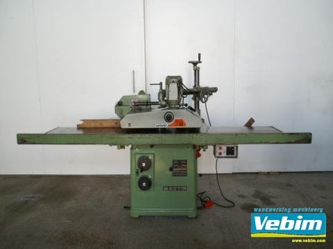 1978 Spindle moulder with glazing