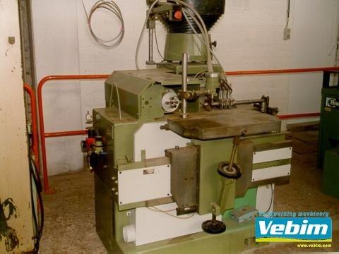 1984 end cutting, drilling machine