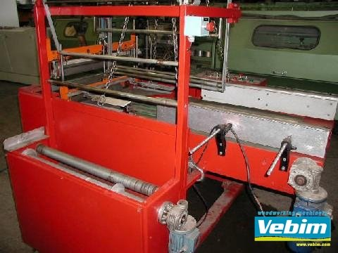 BLUMENDAHL shrink foil packing machine