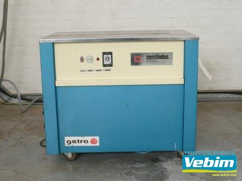 GETRA CERCLINDUS strapping machine in