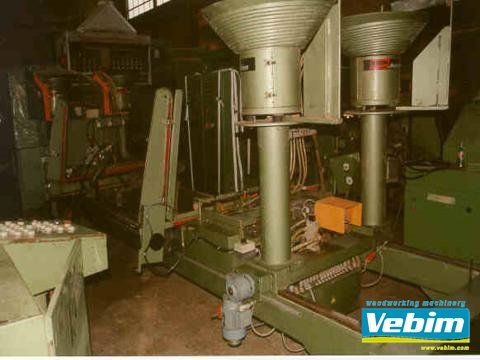 1991 dowel inserting machine double